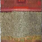 Троя 1,Слоеве, Tabakalar, 2014, 99-80 см, хартия,aкрил-kağıt üzeri akril